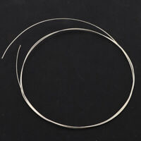 925 SILVER HALF HARD Beading WIRE for Jewelry Making 0.8mm 20 Gauge