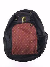 Monster Energy Promotional Backpack Book Bag With Laptop Slot
