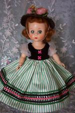 "New Listing1954 Madame Alexander #328 ""Little Victoria"" ~ Gorgeous Redhead !"