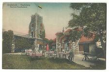 Kleinformat Feldpost Ansichtskarten aus Sachsen