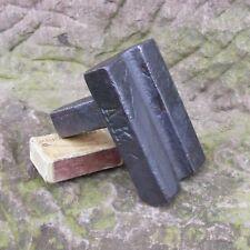 altes Rundgesenk ca.17x90mm Unterteil 840Gramm Kesselschmied Schmied