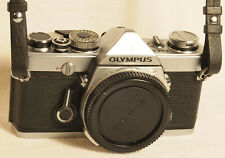 New ListingOlympus Om-1 Md 35mm Slr Camera Body with Case