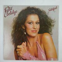 Rita Coolidge Vinyl LP Satisfied