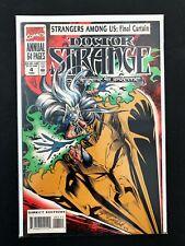 DOCTOR STRANGE ANNUAL #4 MARVEL COMICS 1994 NM+ DR.STRANGE
