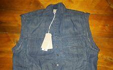 G-STAR M Blau Damen Overall Jumpsuit Riley 3D S/less Suit Wmn  NP 179,--