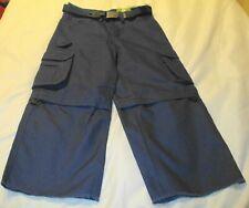 Boy Scouts of America Switchback Uniform Pants Shorts Blue Size 4 Hbz8