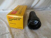 Kodak Ektagraphic FF Projection ZOOM FF Lens 178mm f3.5 FOR PROJECTOR