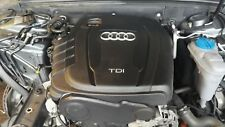2014-AUDI A4 A5 2.0TDI  CGL ENGINE COMPLETE WITH TURBO FUEL PUMP INJECTORS