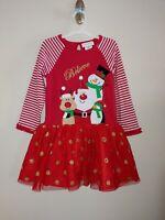 Emily Rose Size 6 Girls Christmas Dress Sparkly