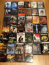 PC Spielesammlung - 40 PC Games mit echten Spieleperlen, Raritäten, Sondereditio