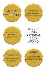 Winner of the National Book Award: A Novel of Fame, Honor, and Really Bad Weath