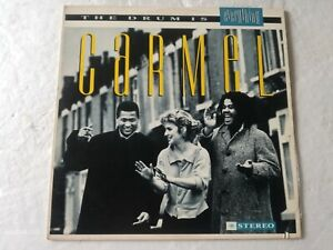 Carmel The Tambour Est Everything LP Warner Bros 1-25083 Jazz Blues 1984