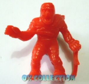MONSTER IN MY POCKET : Mummy Mummia n.41 red rosso