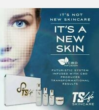 Ts- Life 4 Piece Skincare system  for a flawless skin suitable for all skin type