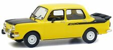 Simca 1000 Rally 2 yellow diecast model car S4302900 Solido 1:43