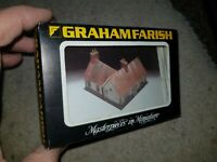 N Gauge Graham Farish 9507 ONLY 1 Bungalow unbuilt model railway building kit