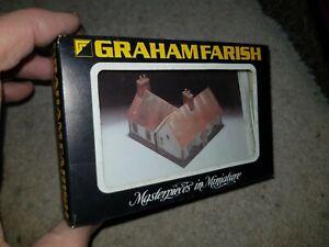 N Gauge Graham Farish 9507 ONLY 1 Bungalow unbuilt model railway building kit