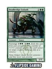 4x Deadbridge Goliath (Return to Ravnica) SP or Better Mtg ~Flipside2~
