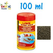 SERA SHRIMPS NATURAL 100 ml FEED FOR SHRIMP AQUARIUM SWEET MARINE NEOCARIDINA