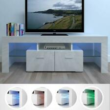 White Tv Stands Entertainment Units In White For Sale In Stock Ebay