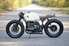 Orig. WalzWerk SCHIZZO® Cafe Racer Sitzbank, braun, BMW R65/R80/R100 Monolever
