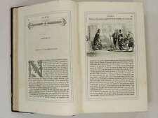 Lesage histoire de Gil Blas gravures sur bois Jean Gigoux Dubochet Grizy Brionne