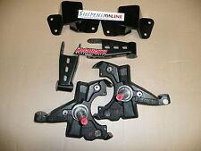 mcgaughys chevy truck 2/4 drop kit 7387 spindles ld 93130 Light Duty rotors