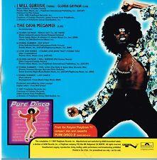Pure Disco 2 - Radio remixes PROMO CD