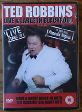 Ted Robbins (Phoenix Nights) - Live & Large in Blackpool - DVD - New/Sealed