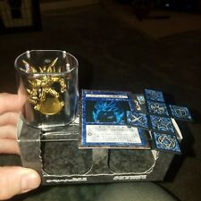 Yugioh Dungeon Dice Monsters Japanese Gold OBELISK THE TORMENTOR Figure + MORE!