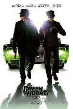 THE GREEN HORNET - Movie Poster - Flyer - 11.5x17 - VERSION B - SETH ROGEN