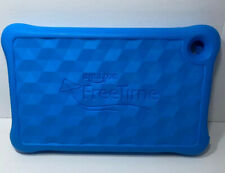Amazon - Kid-Proof Case for Amazon Fire HD 8 Tablet (7th 8th Generation) Blue