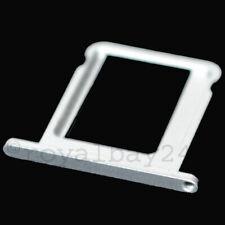 Apple iPad 1 (2010) ALU microSIM slot Karten-Halter SIM-Halter Silber Adapter