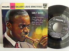 LOUIS ARMSTRONG Early Satch : Chicago breakdown .. 429739