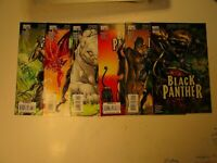 2009 BLACK PANTHER #  DARK REIGN 1- 6 IN  AT LEAST VERY FINE + TO  NEAR MINT