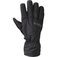 NEW! Marmot PreCip Undercuff Men's Gloves #15920 Color Black Size Large