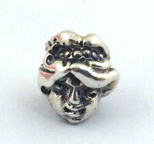 Authentic Trollbeads Sterling Silver Virgo Bead Charm 11345, New