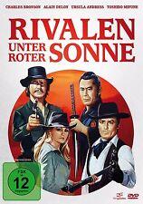 Rivalen unter roter Sonne - Charles Bronson, Alain Delon - Filmjuwelen DVD