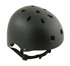 Oxford Bomber Bmx/Skateboard Casco-Matt Black, Medium 54-58 cm