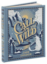 THE CALL OF THE WILD by Jack London ~ BRAND NEW Bonded Leather ~ FREE SHIPPING ~
