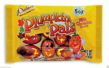 PALMER* 5 oz Bag PLUMPKIN PALS Milk Chocolate HALLOWEEN Candy/Candies Exp.12/18