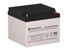 Haze Batteries HZB12-26 Battery Replacement By SigmasTek