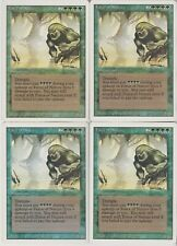MTG 4X Force of Nature X4 Revised Edition Magic 3rd Ed LP