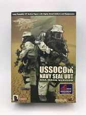 1/6 Hot Toys USSOCOM Navy SEAL UDT AGA Mask RARE VERSION
