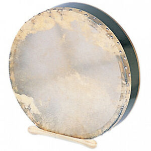 """Performance Percussion 14"""" Bodhran with Case & Beater [2040] Folk Instrument #1"""