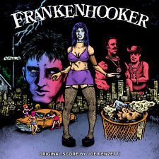 Frankenhooker/ Basket Case 2 - Coloured Vinyl - Limited 1000 - Joe Renzetti