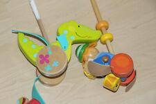 Schiebetiere Spielzeug Baby Kind Paket u.a. Goki
