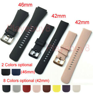 New OEM Original Watchband Wrist Band Strap For Samsung Galaxy Watch 46mm 42mm