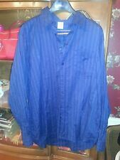 Old Navy Mens Long Sleeve Dress Shirt Blue Button Down XXL