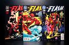 COMICS: DC: The Flash #136-138 (vol 2, 1998), 1st Black Flash/Krakkl app - RARE